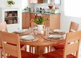 Kuchyňské stoly a židle - jídelní sety